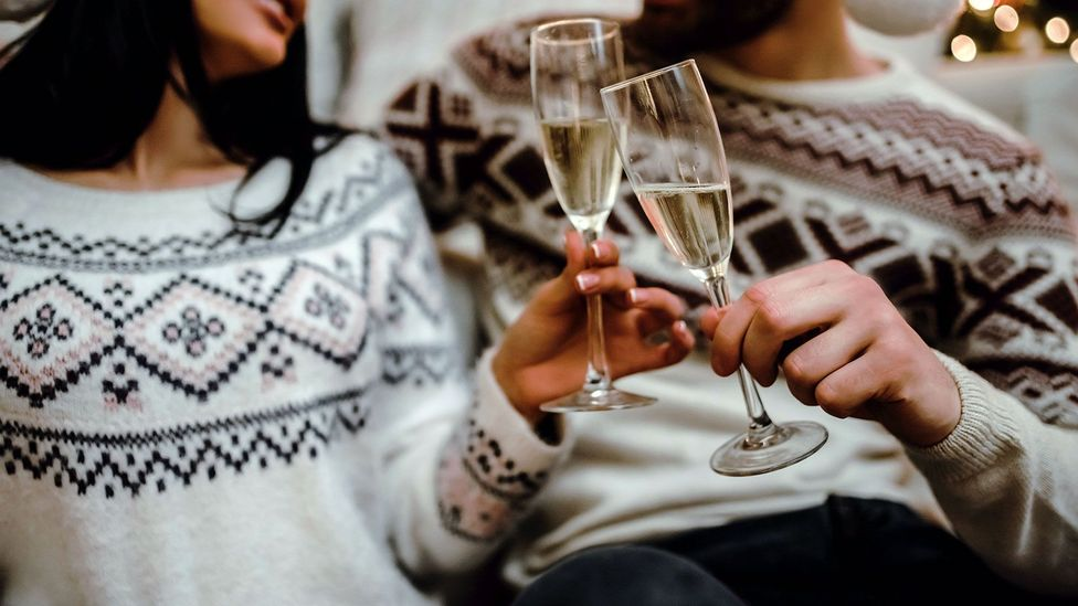 One US survey found that almost one-third of proposals take place on Christmas Eve (Credit: Getty)