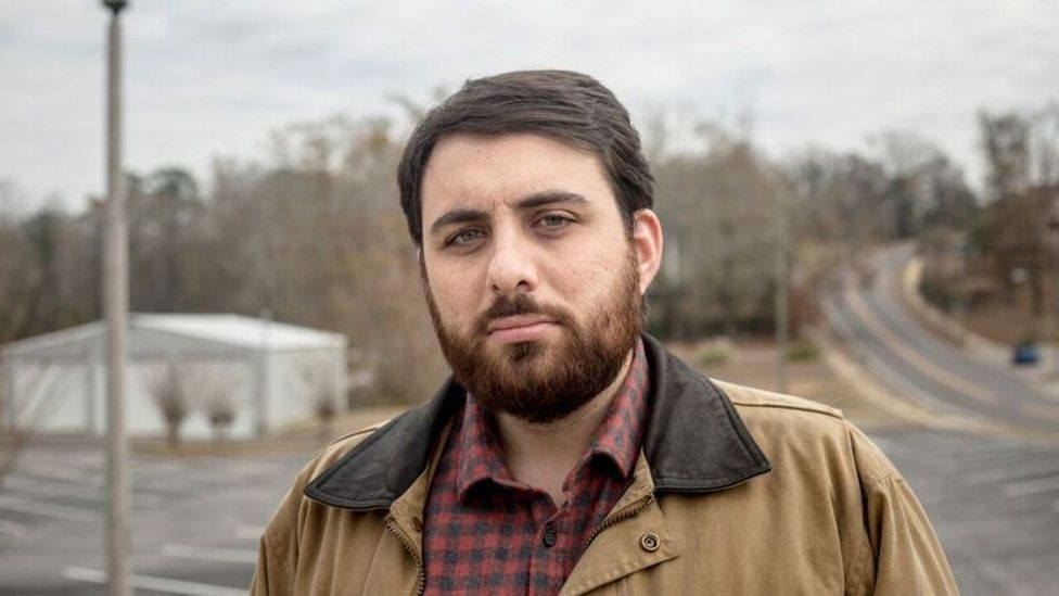 In 2017, Brian Reed and the producers of Serial created S-Town, a series on the life of John B McLemore (Credit: BBC)