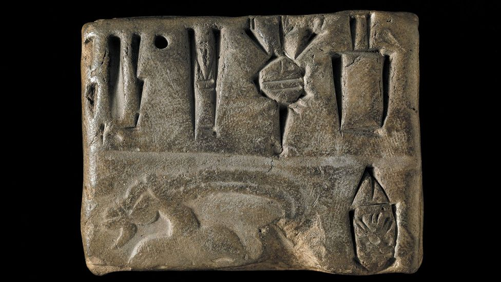 New imaging techniques, combined with advanced machine vision tools, are helping to transform efforts to decipher ancient languages like Proto-Elamite (Credit: British Museum)