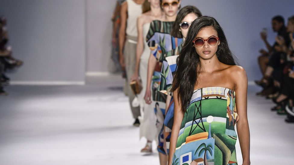 Osklen is among the high-end brands stocked by ethical luxury retailer Maison-de-Mode (Getty Images)
