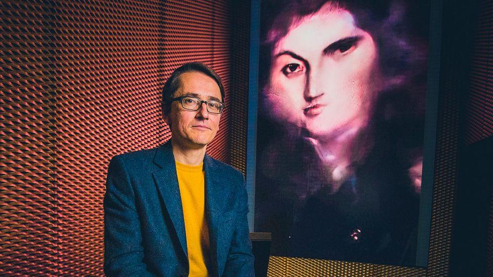 Mario Klingemann is one of the pioneers of using AI in art (Credit: Mario Klingemann)