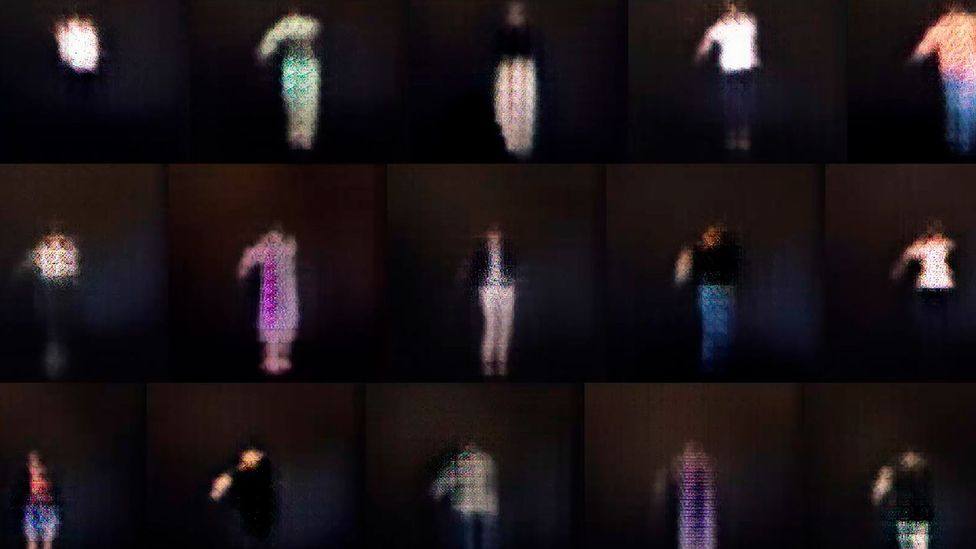 Kyle McDonald, who uses AI in dance, asks what it means to be creative (Credit: Kyle McDonald)
