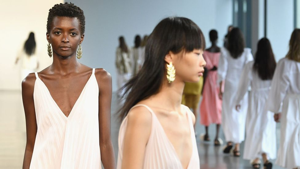 Tome is among the designer brands at the recent New York Fashion Week promoting ethical practices (Getty Images)