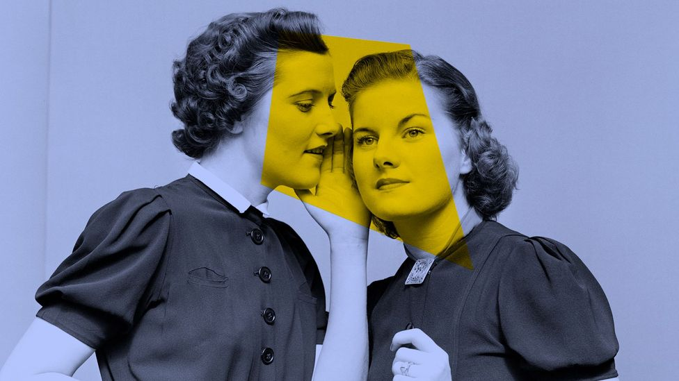 To make gossip useful, there are certain principles we all can follow (Credit: BBC/Getty)