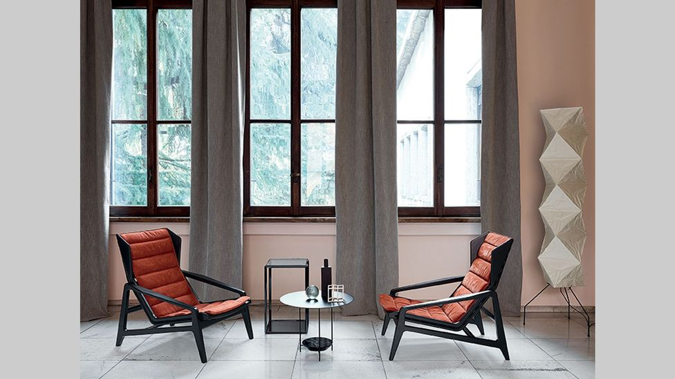 Ponti furniture is proving popular with a new generation interested in mid-century design (Credit Gio Ponti x Molteni&C)