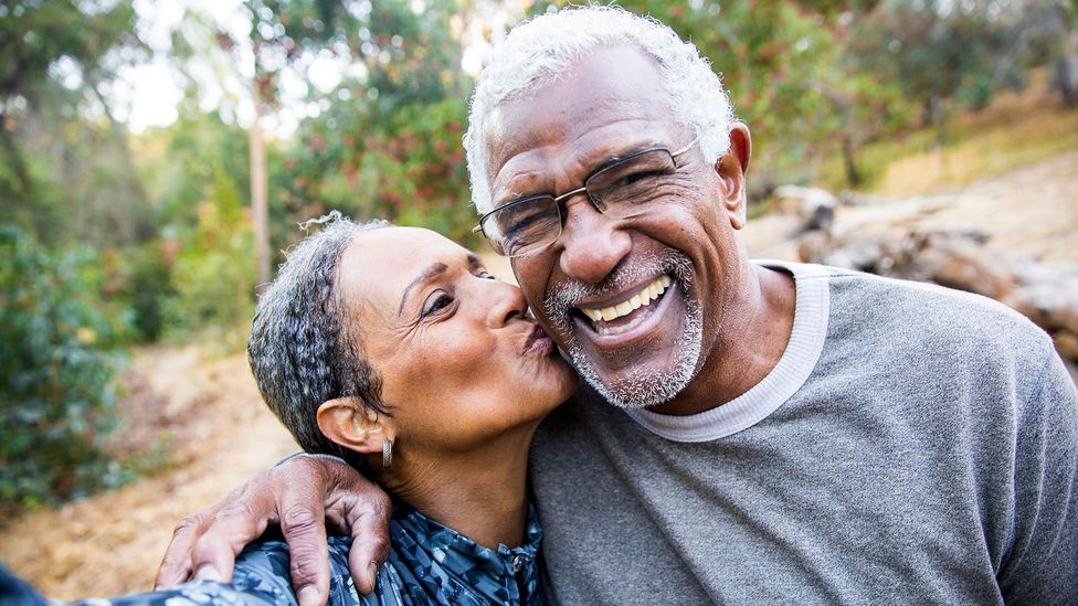 People arrive at higher ages healthier now – and their teeth show it (Credit: Getty)