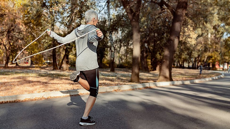 Some research suggests that tweaking our microbiome could keep us active longer in life (Credit: Getty)