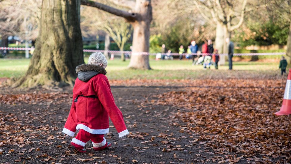 Four out of five experts agree it's not a good idea to prop up the Santa myth if your children ask (Credit: Alamy)