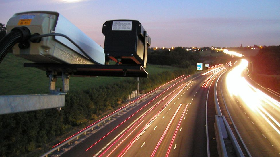 Modern traffic management systems often use a combination of cameras and sensors in the road itself to assess the density of vehicles (Credit: Getty Images)