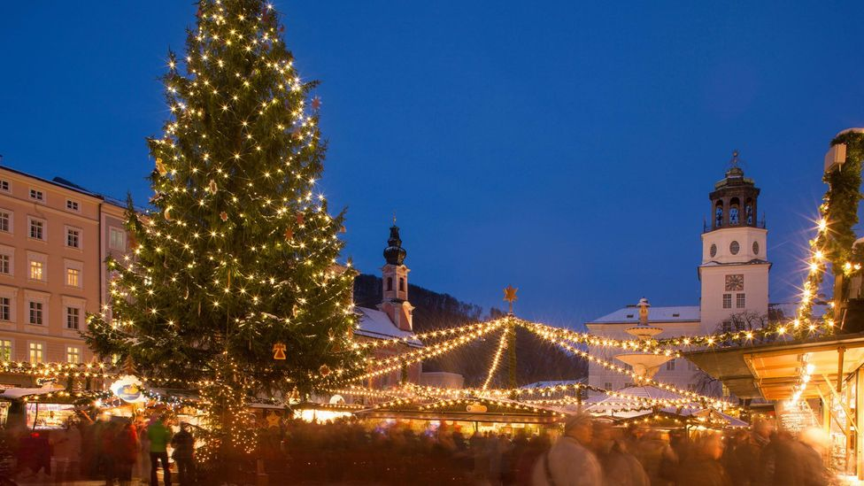 Since it was first performed in 1818, Silent Night has become one of the world's most beloved Christmas carols (Credit: Cultura Creative (RF)/Alamy)