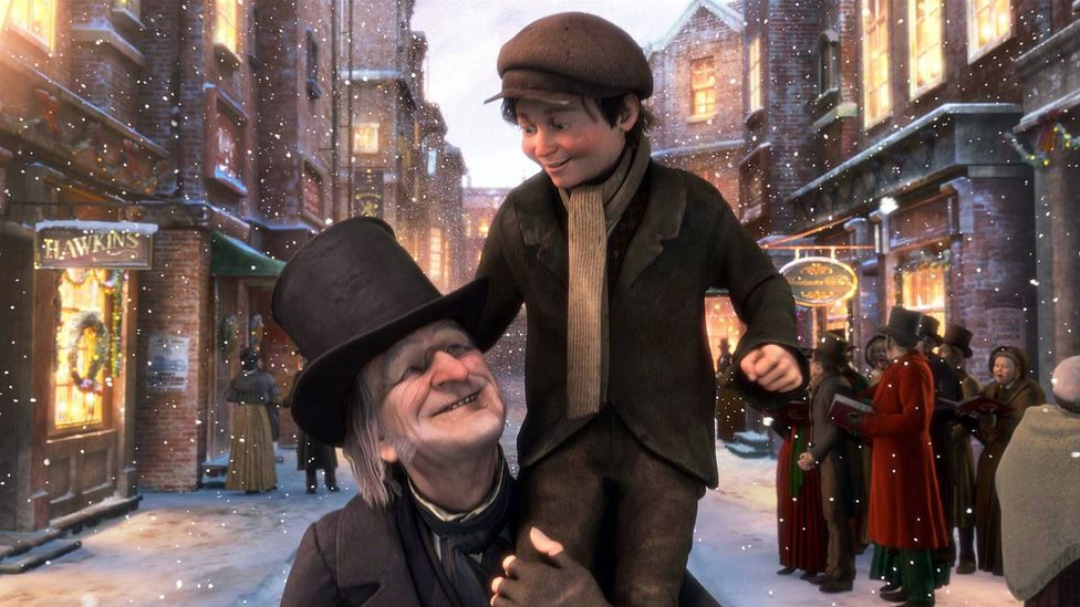 A Christmas Carol set Christmas weather expectations for generations to come (Credit: Alamy)