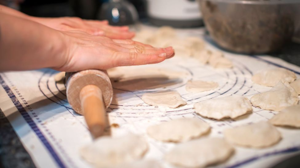 Making pierogi is so time-consuming (Credit: pawopa3336/Getty)