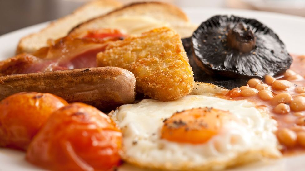 Full English breakfast (Credit: Getty Images)