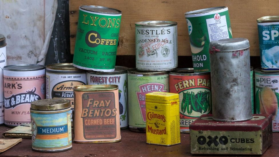 In 1943 alone, 16 million tins of corned beef were shipped out from Fray Bentos, the vast majority used to power the Allied war effort (Credit: David Forster/Alamy)