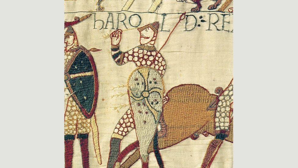 (Crédito: Museo Bayeux, Francia)