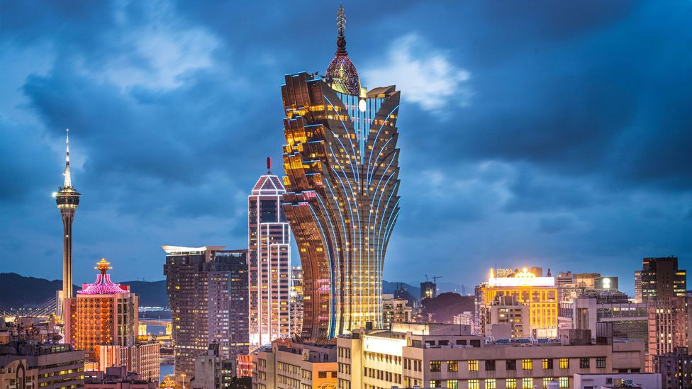 After the 1999 handover of Macau back to China from Portuguese rule, many Macanese emigrated, putting the culture at risk of extinction (Credit: Sean Pavone/Alamy)