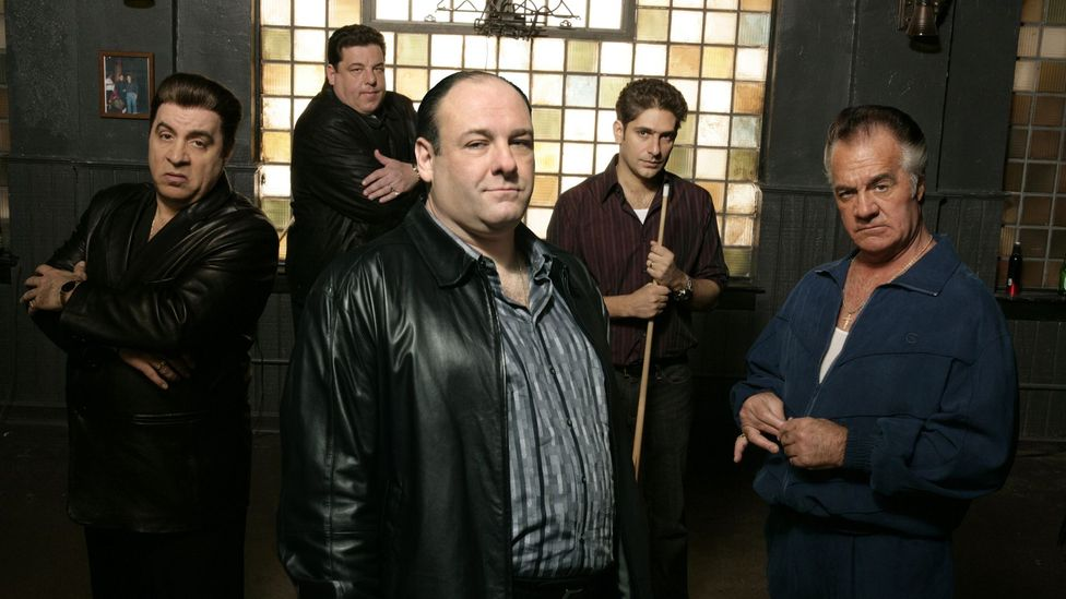 """""""The Sopranos set the template for the life cycle of a great TV show in the 20 years since it premiered"""" (Credit: Alamy)"""