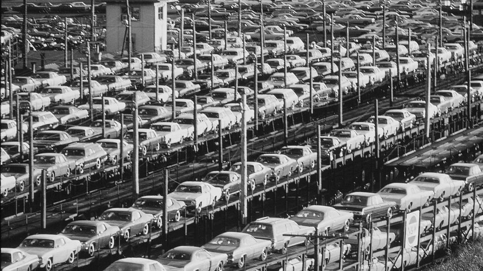 Gordy's 'production line' approach was influenced by his time working in the automobile factories of Detroit