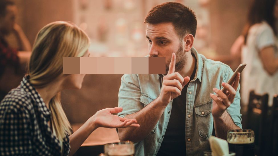 Some features of human speech cannot be picked up by our ears, but they can reveal how we really feel about someone (Credit: Getty Images)