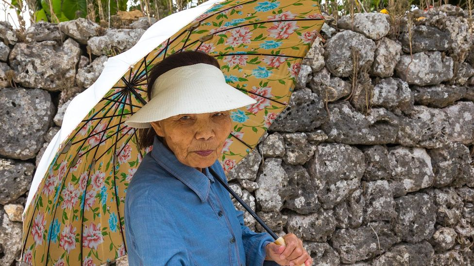 The people of Okinawa remain active and independent into their 90s, and are less likely to develop age-related illnesses (Credit: Getty Images)