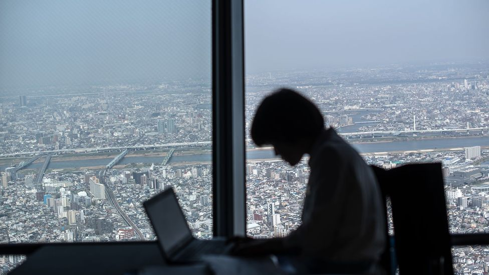 Vanishing from your company with no explanation or formal resignation is now known as 'ghosting' -  a term with similar connotations in the dating world (Credit: Getty Images)