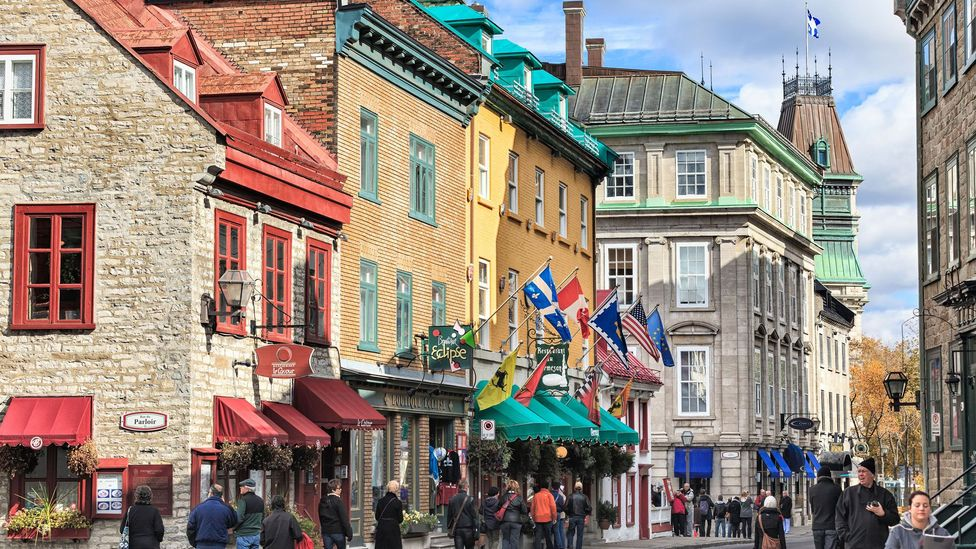 Writer Stacey McKenna travelled to Québec in hopes of practicing the French language (Credit: Ken Gillespie Photography/Alamy)