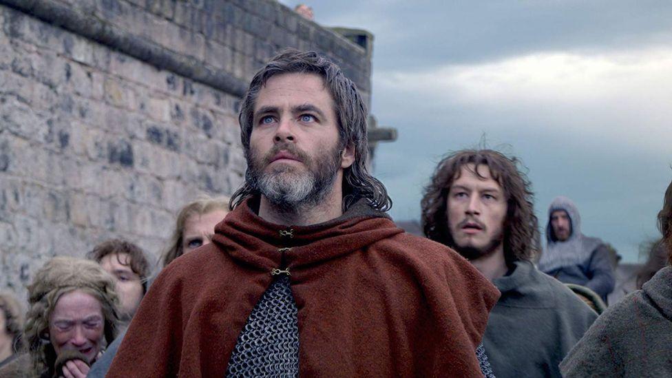 Netflix's The Outlaw King was developed following Scotland's 2014 referendum (Credit: Netflix)