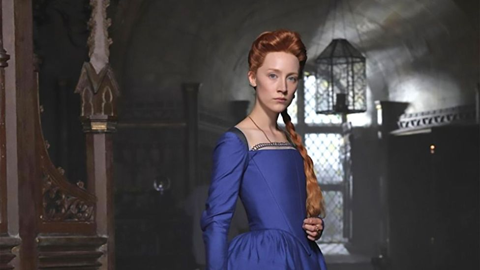 Although Ronan has won plaudits for her performance as Mary Queen of Scots, the film has failed to make its mark in awards season (Credit: Alamy)