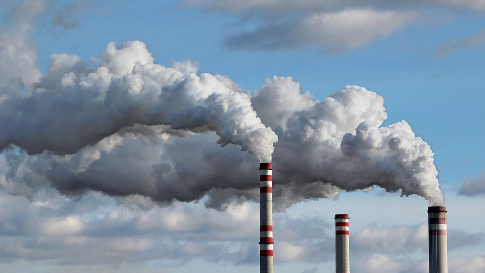Chimney fumes (Credit: Getty Images)