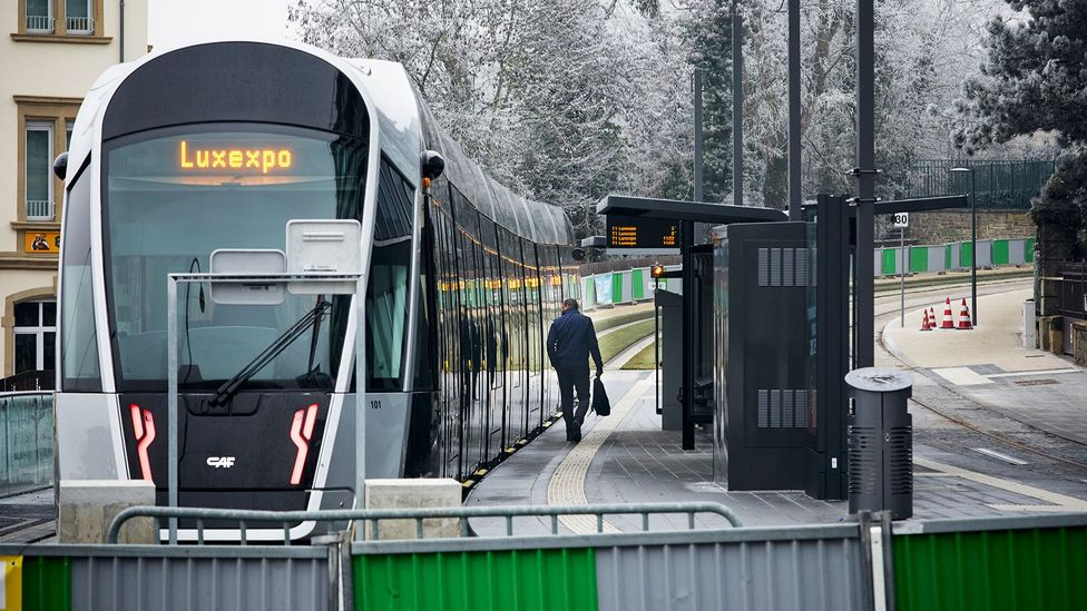 It costs almost 500m euros to run Luxembourg's transit network (Credit: Eric Devillet)