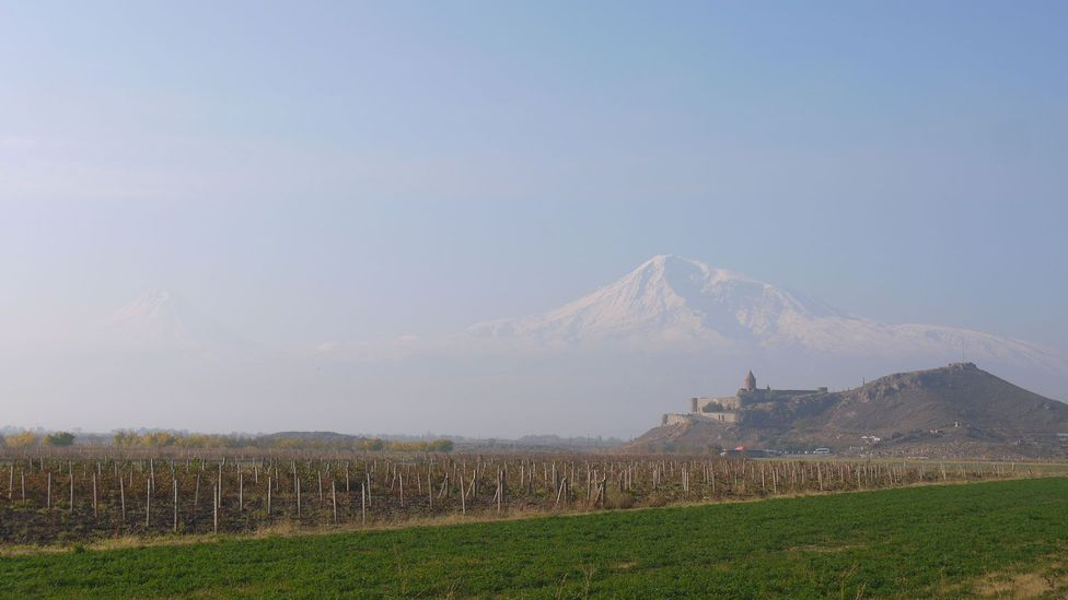 After Soviet authority ended in Armenia, a thirst to resurrect the country's lost wine industry grew (Credit: Martin Guttridge-Hewitt)