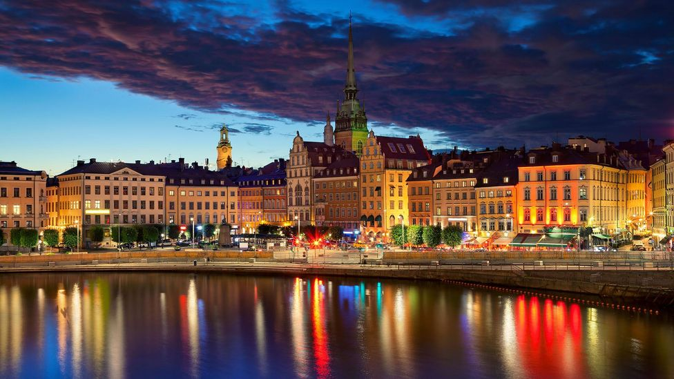 Sweden has a unique system of granting workers leave to allow them to potentially launch a new business as entrepreneurs (Credit: Alamy Stock Photo)