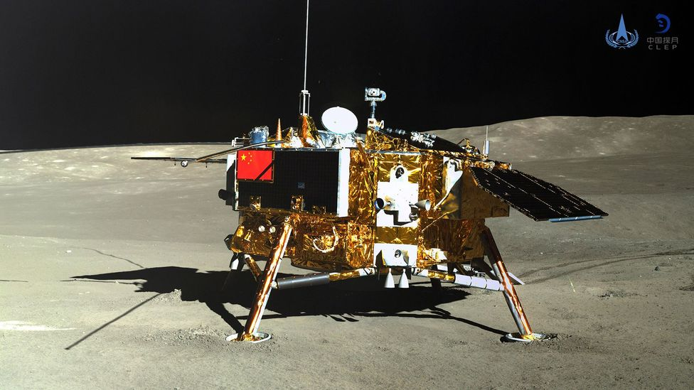 The landing of China's Chang'e 4 spacecraft has heralded a new era in Moon exploration (Credit: Getty Images)