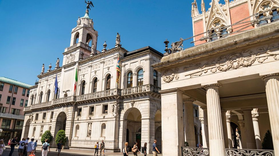 During the 16th Century, Padua, Italy, was on the forefront of a scientific revolution (Credit: Enrico Della Pietra/Alamy)