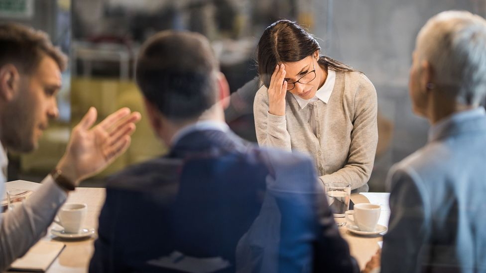 Interviews are not as predictive as other factors, such as past performance or writing samples, in forecasting how well someone will perform on the job (Credit: Getty Images)
