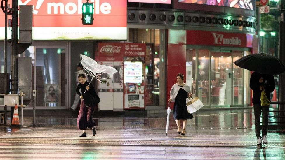 Details about how Japan's people coped with changes in their climate in the past will provide clues about how they will deal with it in the future (Credit: Getty Images)