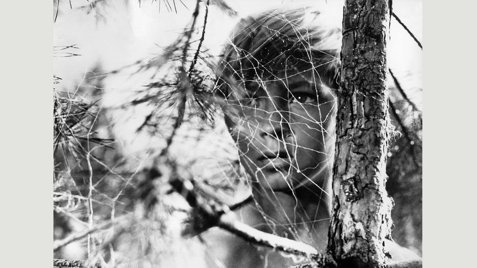 """In making Ivan's Childhood, Tarkovsky said he wanted to """"convey all [his] hatred of war"""", picking childhood """"because it is what contrasts most with war"""" (Credit: Alamy)"""