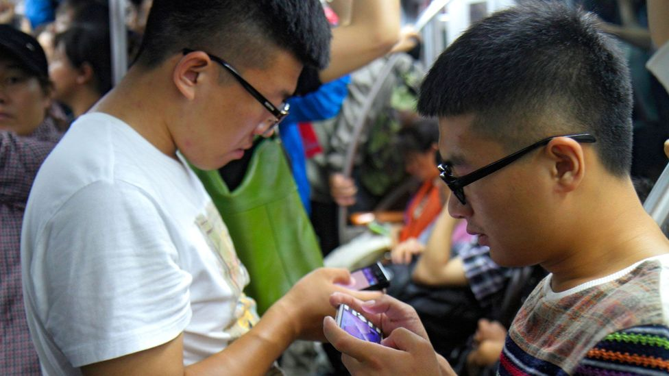 Numbers have also become engrained in Chinese internet slang (Credit: Education & Exploration 3/Alamy)
