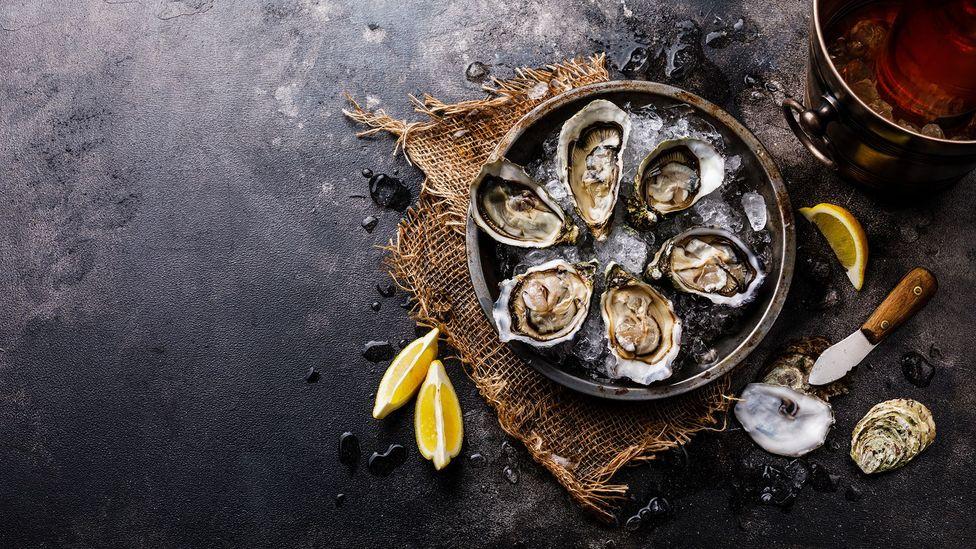 Oysters (Credit: Getty)