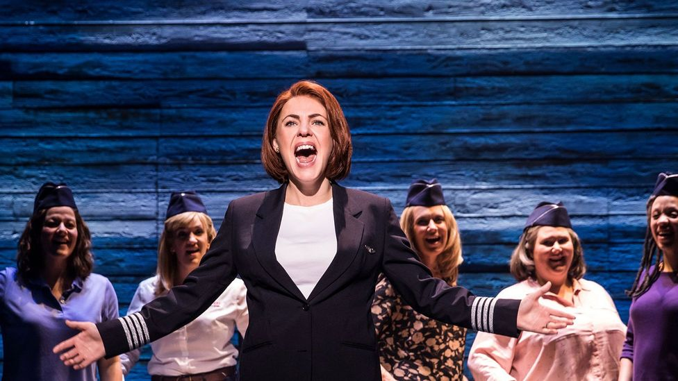Come From Away (Credit: West End Production Photography)