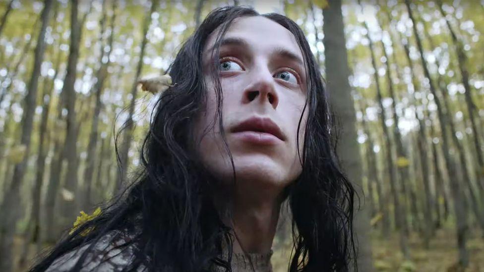 Actor Rory Culkin plays the role of Øystein Aarseth, aka Euronymous of the band Mayhem (Credit: Arrow Films)