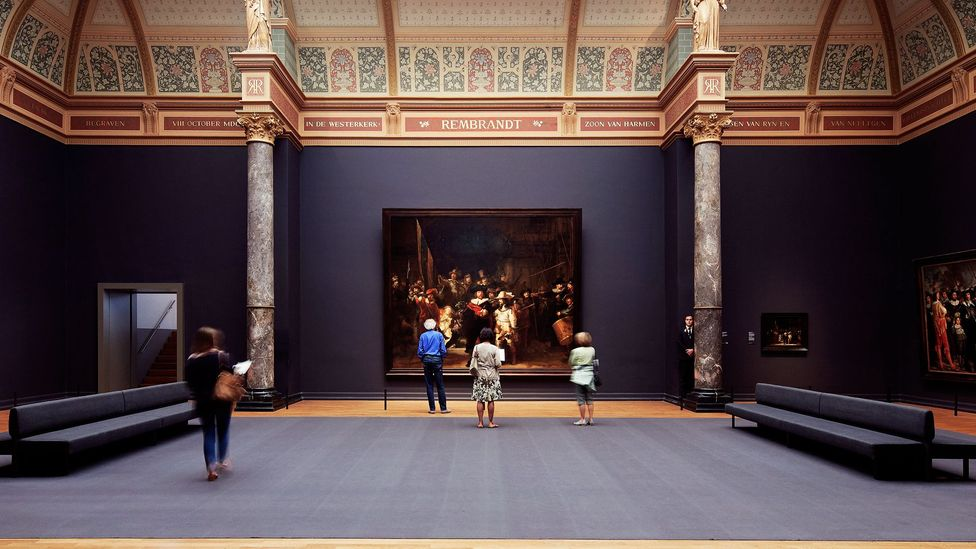 All the Rembrandts is an exhibition at Amsterdam's Rijksmuseum commemorating 350 years since the artist's death (Credit: Erik Smits, Rijksmuseum)