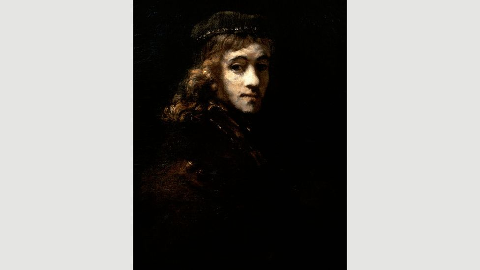 Portrait of Titus van Rijn c 1662, who succumbed to the plague, aged 27 (Credit: Louvre Museum / Getty)