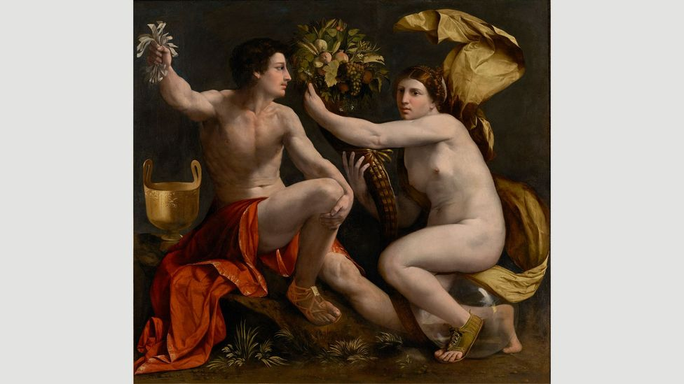 Dosso Dossi, Allegory of Fortune, c. 1530 (Credit: The J. Paul Getty Museum, Los Angeles)