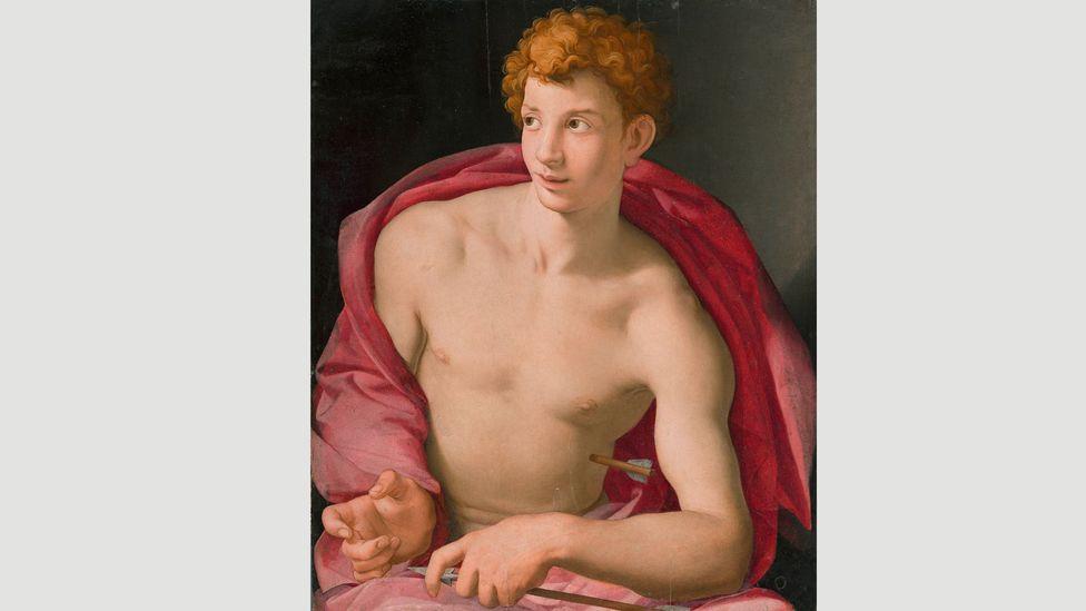 Agnolo Bronzino, Saint Sebastian, c. 1533 (Credit: Museo Nacional Thyssen-Bornemisza, Madrid)