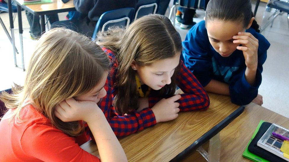 Turning lessons into games can help lift below-average students' performance (Credit: Getty Images)