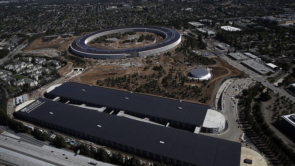 With California would go its economy – including $266 billion a year in revenue for Apple alone (Credit: Getty)