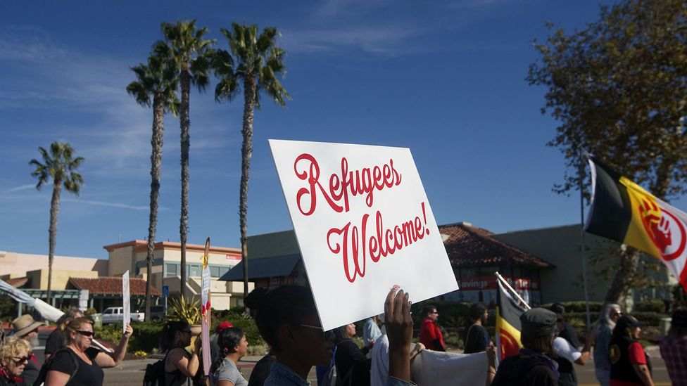 Southern California might look favourably on immigration – but the north may not (Credit: Getty)