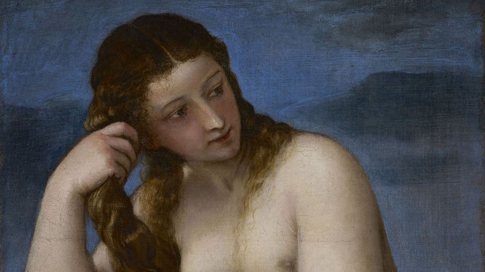 Titian Nude Rising from the Sea (Credit: National Galleries of Scotland)