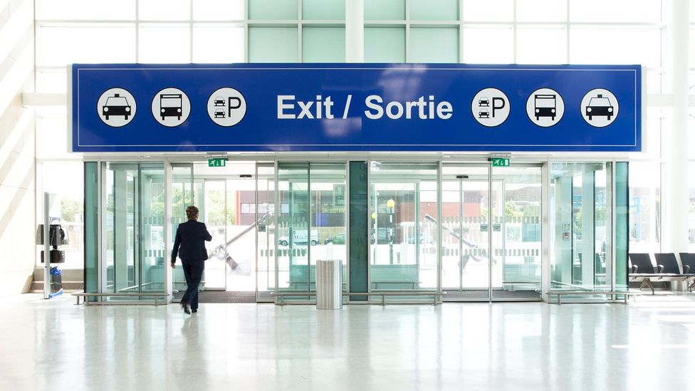 """""""Skiplagging"""" involves exiting the airport at your transfer city (your true destination) rather than continuing on to the ticketed destination (Credit: Alamy Stock Photo)"""